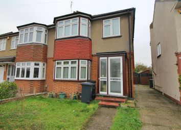 Thumbnail 3 bed semi-detached house for sale in Churchgate, Cheshunt, Herts