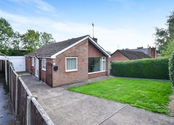 Thumbnail 3 bed bungalow for sale in Carnarvon Road, Huthwaite, Nottinghamshire, Notts