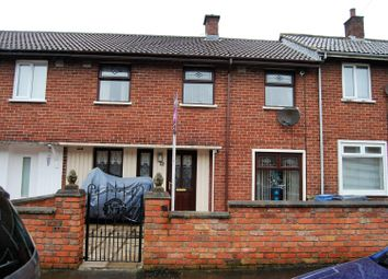 Thumbnail 3 bed terraced house for sale in Fairhill Park, Belfast