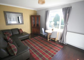 Thumbnail 1 bed flat to rent in Broomfield Crescent, Broomhouse, Edinburgh