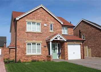 Thumbnail 4 bed detached house for sale in Plot 34, The Kingston, Fairways, Station Road, Tetney