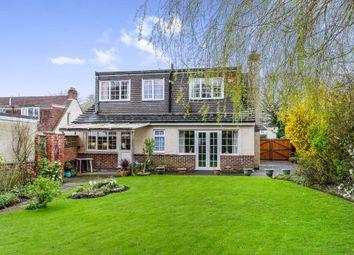 Thumbnail 4 bed bungalow for sale in Gudge Heath Lane, Fareham