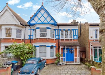 Thumbnail 3 bed flat for sale in Victoria Avenue, Surbiton