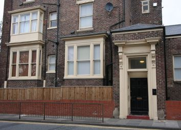Thumbnail 1 bed flat to rent in Claremont Terrace, Ashbrooke, Sunderland