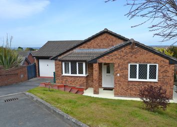 Thumbnail 2 bed detached bungalow to rent in Lon Y Mes, Abergele