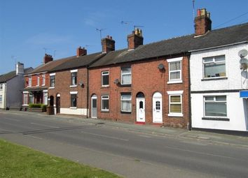 Thumbnail 2 bed cottage to rent in Crewe Road, Wheelock, Sandbach