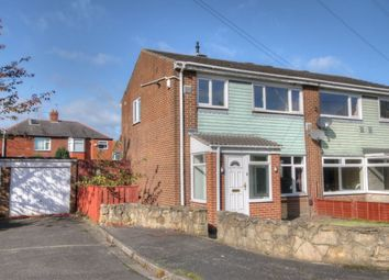 Thumbnail 3 bedroom semi-detached house for sale in Acton Road, West Denton, Newcastle Upon Tyne