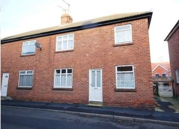 Thumbnail 2 bedroom end terrace house to rent in Priory Road, Louth