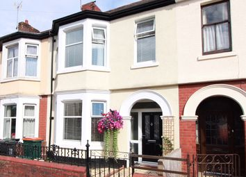 Thumbnail 3 bed terraced house for sale in Broadwalk, Caerleon, Newport