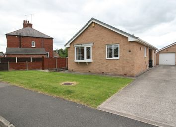 Thumbnail 3 bedroom detached bungalow for sale in Rhodesia Road, Chesterfield