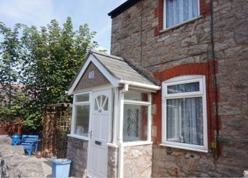Thumbnail 2 bed end terrace house for sale in Green Hill, Colwyn Bay
