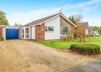 Thumbnail 2 bedroom detached bungalow for sale in Mill Close, Hickling, Norwich