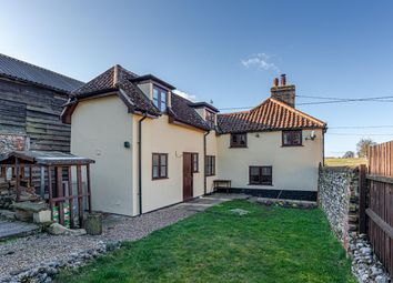 Thumbnail 3 bed cottage for sale in The Street, Hepworth, Diss
