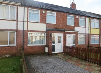 Thumbnail 3 bed terraced house for sale in Bristol Road, Hull