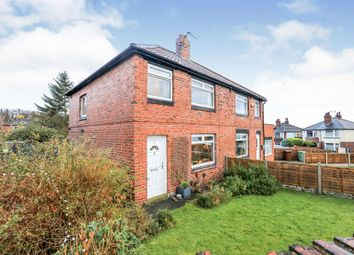 Thumbnail 3 bed semi-detached house for sale in Burley Wood Lane, Burley, Leeds