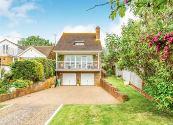 Thumbnail 3 bed bungalow for sale in Bishopstone Road, Bishopstone, Seaford