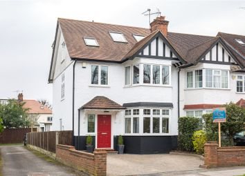 Thumbnail 4 bedroom end terrace house for sale in Mayfield Avenue, North Finchley, London