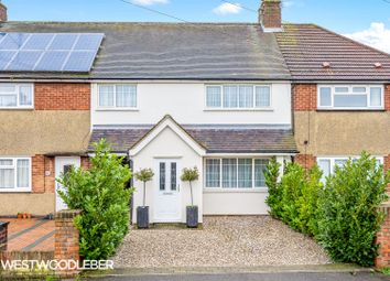 Thumbnail 3 bed terraced house for sale in Stockfield Avenue, Hoddesdon