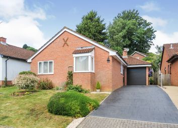 Thumbnail 3 bed detached bungalow for sale in Coniston Road, Ogwell, Newton Abbot
