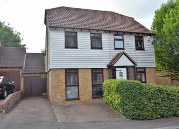 Thumbnail 2 bed semi-detached house for sale in Forestdale Road, Walderslade Woods