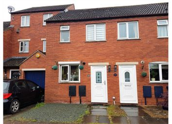 Thumbnail 2 bed terraced house for sale in Vervain Close, Gloucester