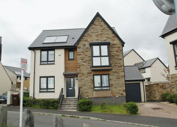 Thumbnail 4 bedroom detached house to rent in Airborne Drive, Plymouth