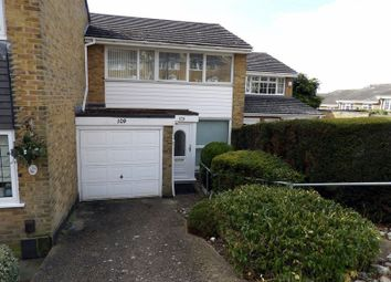 Thumbnail 3 bed terraced house to rent in Crofton Way, Enfield