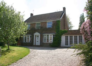 Thumbnail 4 bed detached house for sale in Manor Place, Speen, Newbury