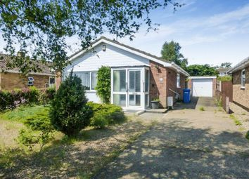 Thumbnail 3 bedroom detached bungalow for sale in Lyngate Avenue, Lowestoft