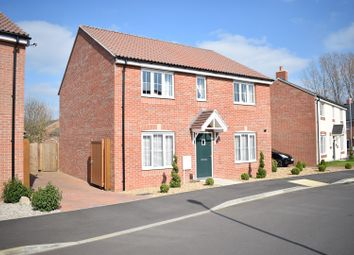 Thumbnail 4 bed detached house for sale in Toothill Close, Calverton, Nottingham