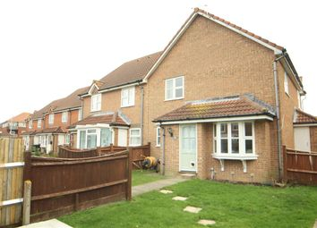 Thumbnail 2 bed end terrace house for sale in The Portlands, Eastbourne
