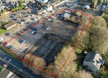 Thumbnail Land for sale in Former Liskeard Cattle Market, Fairpark Road, Liskeard