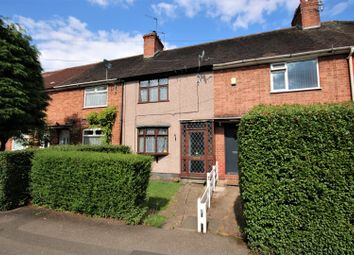 Thumbnail 3 bedroom terraced house for sale in Strathmore Avenue, Coventry