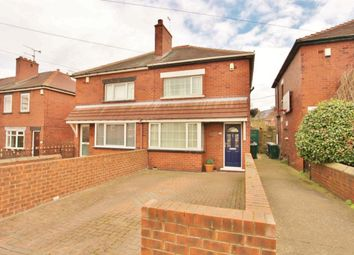 Thumbnail 3 bedroom semi-detached house for sale in Nanny Marr Road, Darfield, Barnsley