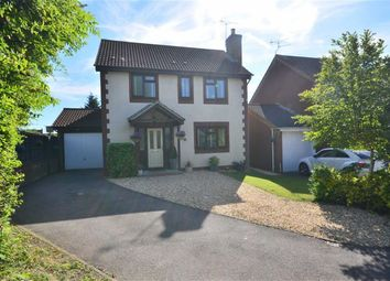 Thumbnail 3 bed detached house for sale in James Grieve Road, Abbeymead, Gloucester