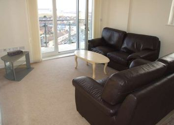 Thumbnail 2 bed flat to rent in Dumballs Road, Cardiff Bay, Cardiff