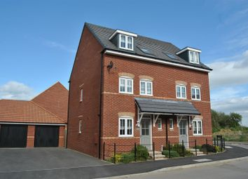 Thumbnail 3 bed property for sale in Richardson Road, St Andrews Ridge, Swindon