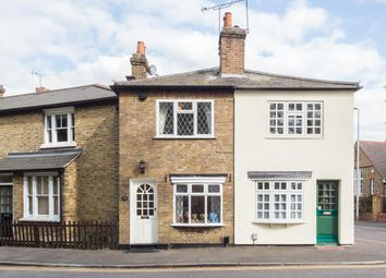 Thumbnail 3 bedroom terraced house for sale in Woodbine Place, London