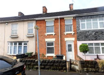 Thumbnail 2 bed terraced house for sale in Dores Road, Upper Stratton, Swindon