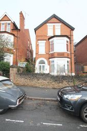 Thumbnail 7 bed shared accommodation to rent in Leslie Road, Forest Fields, Nottingham