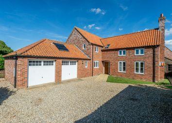 Thumbnail 4 bed detached house for sale in Bilney Road, Gressenhall, Dereham, Norfolk