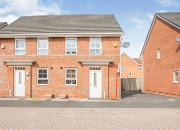 Thumbnail 3 bed semi-detached house for sale in Horseshoe Drive, Buckshaw Village, Chorley, Lancashire