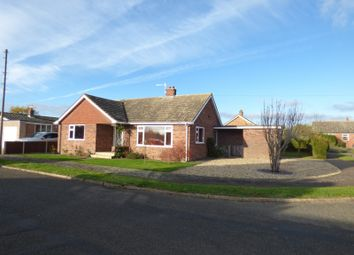 Thumbnail 2 bed detached bungalow for sale in Cherrywood, Alpington