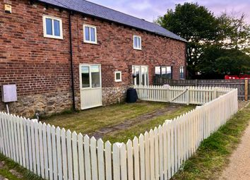 Thumbnail 3 bed barn conversion to rent in Harehill Farm, Haswell, Durham