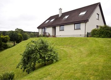 Thumbnail 5 bed detached house for sale in Corry, Muir Of Ord, Highland