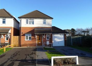 Thumbnail 3 bed detached house for sale in Tuckers Lane, Hamworthy, Poole