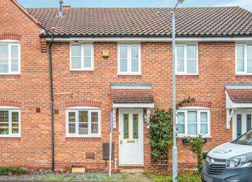 Thumbnail 2 bedroom terraced house to rent in Fuller Close, Rackheath, Norwich
