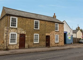 Thumbnail 3 bed link-detached house for sale in High Street, Wilburton, Ely, Cambridgeshire