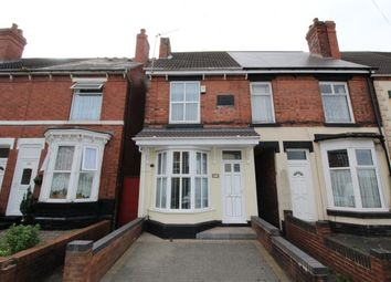 Thumbnail 3 bed terraced house for sale in Milton Road, Wolverhampton