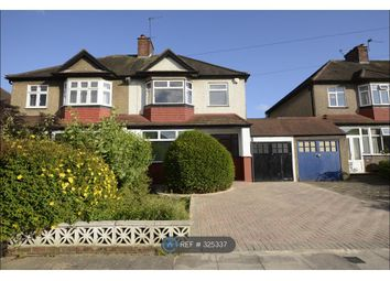 Thumbnail 3 bed semi-detached house to rent in Pitfold Road, London